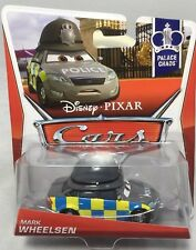 "2013 Mattel Disney Pixar CARS 2: ""MARK WHEELSEN"" Royal Police -Palace Choas #7/9"