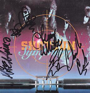 Shotgun Symphony - Shotgun Symphony (CD 1993) Handsigniert !!!