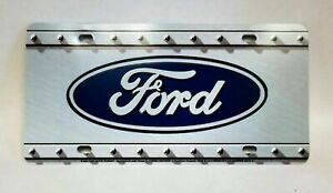 FORD Logo - Acrylic Novelty Gift License Plate for Car or Truck