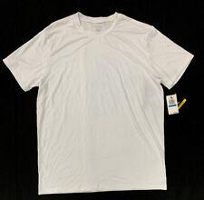 Vintage NAUTICA COMPETITION Spandex Shirt White Max Impact Underwear Shirt XL