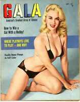 10 Pinup Girlie Magazines   Burlesque  Strippers  Dancers  1950's & 1960's