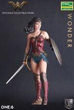 "1:6 DC Universe Wonder Woman  Action Figure Statue Figurine Crazy Toys 12"" NEW"