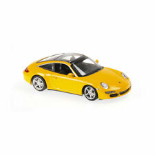 Maxichamps 940066161 Porsche 911 Targa Yellow Scale 1:43 Model Car New !°