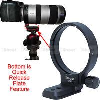 Lens Collar Support Holder Tripod Mount Ring for Sony 70-400mm F4-5.6 G SSM / II
