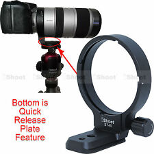 Lens Collar Bracket Tripod Mount Ring for Sony 70-400mm F4-5.6 G SSM (SAL70400G)