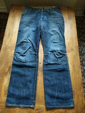 G-Star 5620 3D Elwood Heritage Loose W34/L34 Jeans Hose Raw Denim Medium