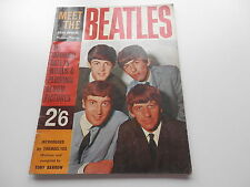 Meet The Beatles Star Special original 1963 UK Magazine