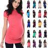 New Purpless Maternity 100% Cotton Pregnancy Tee Top Tshirt 5025