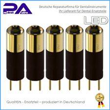 PREMIUM LED für Bien Air ® Kupplungen-Turbinenhandstücke - 5 Stück Set Pack _
