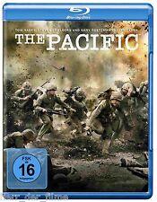 THE PACIFIC (Joe Mazzello, Jon Seda) 6 Blu-ray Discs NEU+OVP