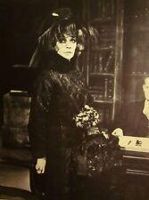 VIVIAN LEIGH clipping Contessa Sanziani closed after UK previews B&W rare photo