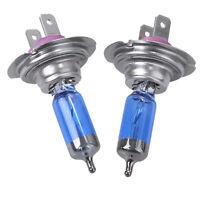 Honda RANCHER 400 2004-2008 H6 Xenon HID Hyper Blue//White Headlight Bulbs Bulb