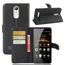 Wallet PU Leather Case Flip Cover  For lEAGOO M8 M8 Pro