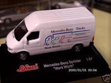 Schuco Mercedes Benz Sprinter  Werk Wörth  in 1/87