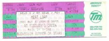 1994 MEAT LOAF full concert ticket 8/6/1994