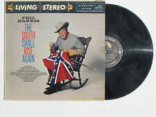 "PHIL HARRIS VOCAL LP: ""THE SOUTH SHALL RISE AGAIN"" ORIG 1959 RCA MINT!"