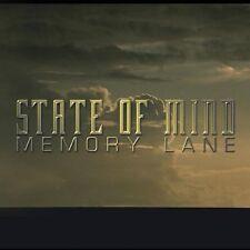 State of mind-Memory Lane/NUOVO, NEW, STILL SEALED CD/MelodicRock da Sweden