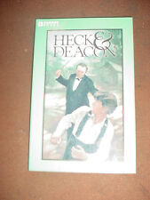 Heck and the Deacon by Gladys King-Taylor (1986, Paperback)
