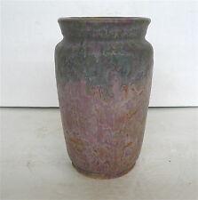 Vintage Roseville Carnelian II Vase