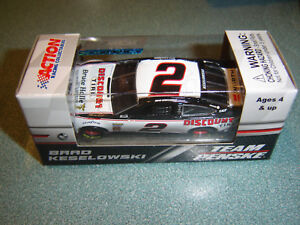 Brad Keselowski #2 Discount Tire Bruce Halle Tribute 2018 Ford Action 1/64 NEW