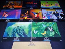 FANTASIA 2000  jeu photos 8 cinema prestige grand format walt disney mickey