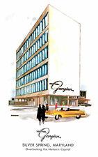 Silver Spring,Maryland,Hotel Georgian,c.1950s