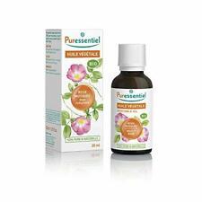 Puressentiel Huile Végétale Rose Musquée - Bio - 100% pure et naturelle - 30 ml