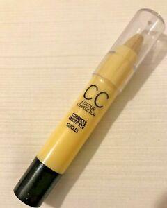 Giallo ~ CC Stick Color-Correcting ~ Corregge Sotto Occhio Circles ~ Global