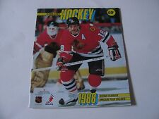 1988 O Pee Chee OPC NHL HOCKEY STICKER YEARBOOK EXCELLENT/NEAR MINT   O-PEE-CHEE