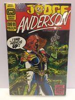 2000AD Presents #11 Comic Book Quality 1987