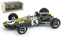 Brumm R590-CH Lotus 33 #5 British GP 1965 - Jim Clark World Champion 1/43 Scale
