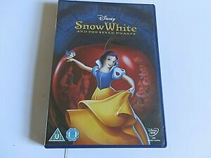 SNOW WHITE AND THE SEVEN DWARFS ..DISNEY CLASSIC  ..DVD