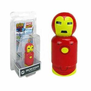 Marvel Comics: Iron Man #80 - Wooden Pin Mate Figure by Bif Bang Pow!
