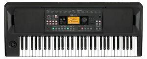 Korg EK-50 Entertainer Keyboard 61 Tasten Stereo Lautsprecher Einsteiger Profi