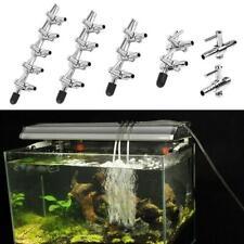 5 Ways Air Control Valve Aquarium Pump Fish Tank Regulator Flow Tube Pipe 4mm