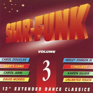V/A – Star-Funk Volume 3 New cd  Canada import.