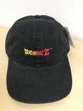 915e7bdfa0c Dragon Ball Z Strapback Dad Hat Baseball Cap One Size Adjustable NWT