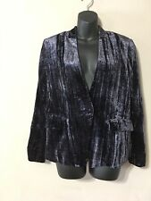 Lucky Brand Women's New with tags Purple Multi Colored Blazer size 10