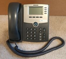 Qty 2 - Cisco RingCentral SPA514G 4-Line Gigabit PoE IP Phone