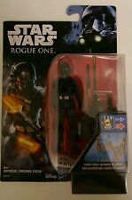 Star Wars Rogue One Figure 3.75 Imperial Ground Crew Brand New! DEATH TROOPER