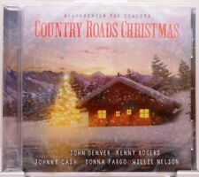 Country Roads Christmas + CD + Weihnachten für Cowboys + 19 tolle Songs Western