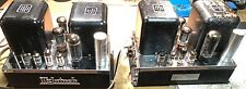 McIntosh MC30 Tube Amp Amplifiers Pair Restored