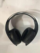 Sony PlayStation Platinum Wireless Headset 7.1 Surround Sound PS4 * NO DONGLE