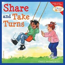Learning to Get Along®: Share and Take Turns by Cheri J. Meiners (2003,...