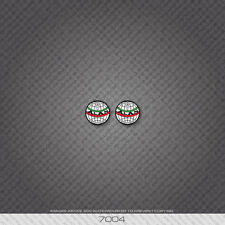 07004 Alan Bicycle Head Badges Stickers - Decals - Transfers