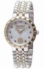 Versus by Versace Women's SOD110015 'CORAL GABLES' Quartz Stainless Steel Watch