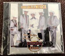 PACO BARRON Y SUS NORTENOS CLAN CUANDO LLEGA LA MUSICA MEXICO SEALED CD