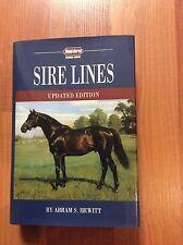 Blood Horse Sire Lines-Abram Hewitt-Man O'War-Count Fleet-Bold Ruler-Ribot