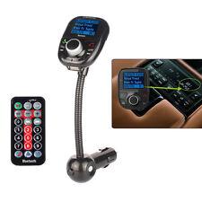 Bluetooth Wireless In-Car Kit MP3 Player Radio FM Transmiter Modulator Handsfree
