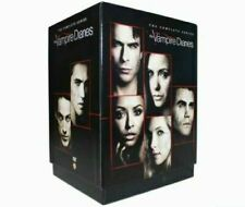 The Vampire Diaries: The Complete Series Seasons 1-8 (DVD, 38-Discs Box Set) NEW